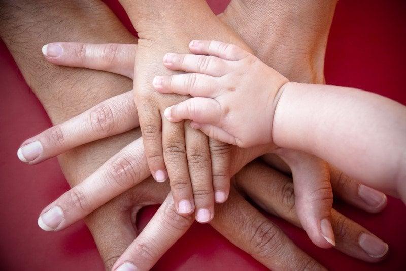 Mandelgaver til hele familien
