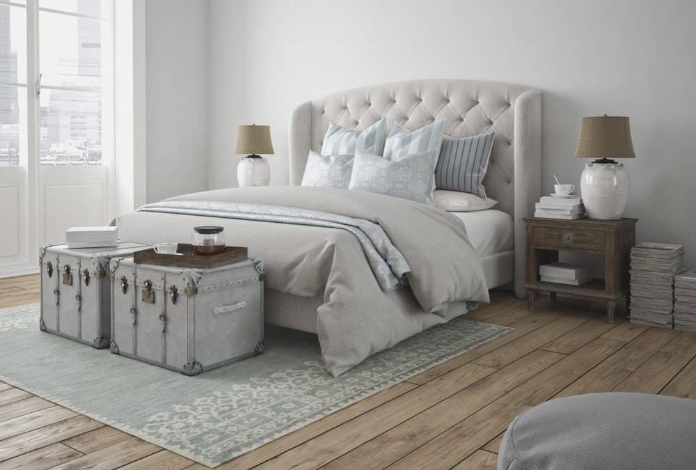 Nye ting til soveværelset som alle kan bruge, hvis de får årets mandelgave